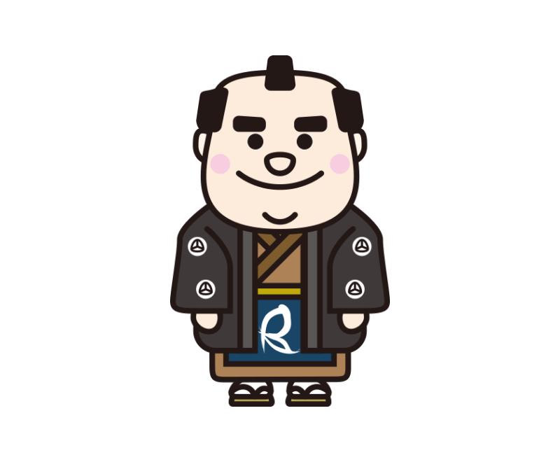 レソルエナジー株式会社様 キャラクターデザイン DTP